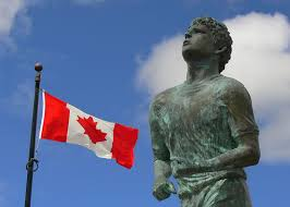 Terry Fox Run Sept. 19th @ 1:30pm