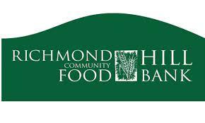 June 8th- Richmond Hill Food Bank Donation at St. Charles Garnier